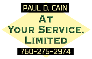 At Your Service Limited Logo
